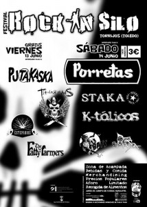 Festival Rock in Silo Torrijos